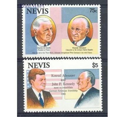 Znaczek Nevis 1993 Mi 716-717 Czyste **