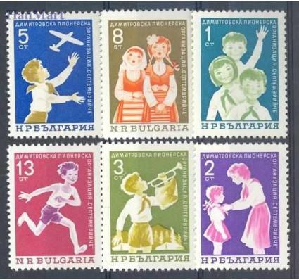 Bułgaria 1965 Mi 1577-1582 Czyste **