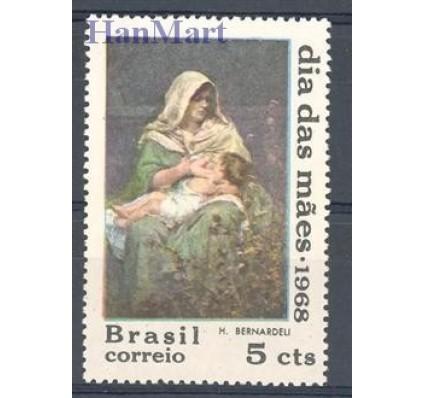 Brazylia 1968 Mi 1172 Czyste **