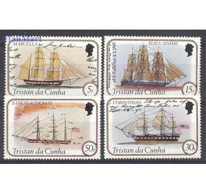 Znaczek Tristan da Cunha 1982 Mi 319-322 Czyste **