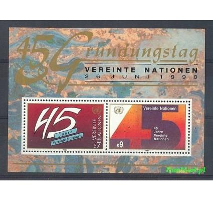 Narody Zjednoczone Wiedeń 1990 Mi bl 5 Czyste **
