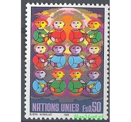 Narody Zjednoczone Genewa 1988 Mi 164 Czyste **