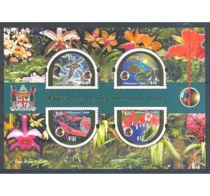 Znaczek Fidżi 2000 Mi bl 33 Czyste **