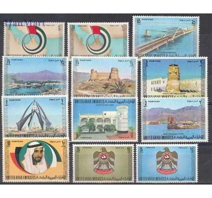 Znaczek Zjednoczone Emiraty Arabskie 1973 Mi 1-12 Czyste **