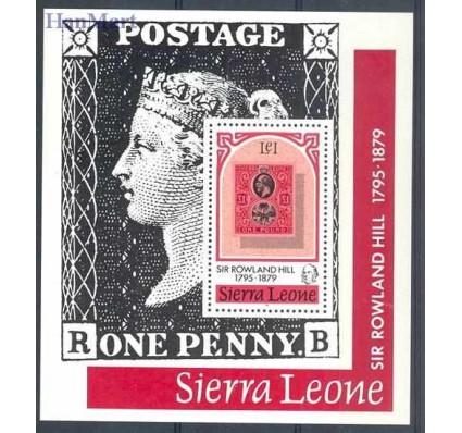 Sierra Leone 1979 Mi bl 3 Czyste **