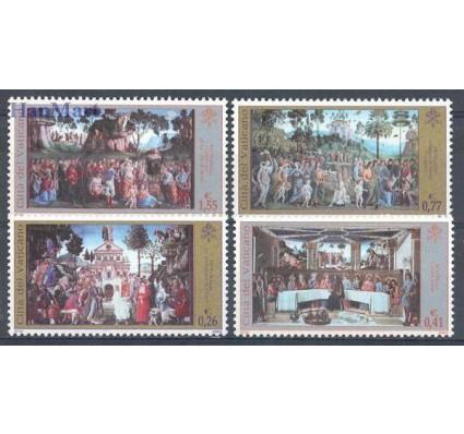 Znaczek Watykan 2002 Mi 1411-1414 Czyste **