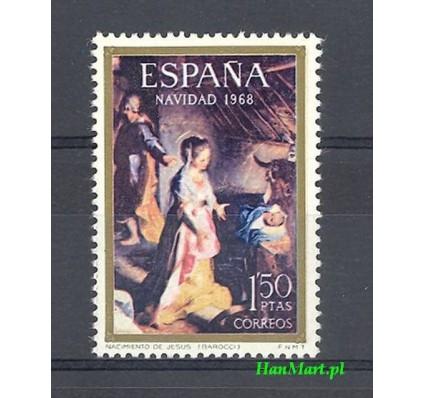Znaczek Hiszpania 1968 Mi 1791 Czyste **