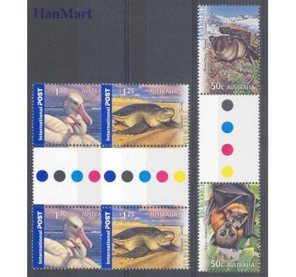 Znaczek Australia 2007 Mi 2854-2857 Czyste **