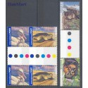 Australia 2007 Mi 2854-2857 Czyste **