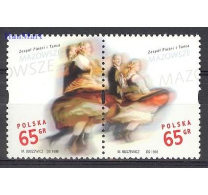 Znaczek Polska 1998 Mi 3727-3728 Fi 3579-3580 Czyste **