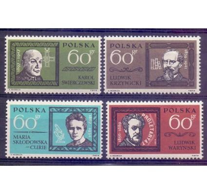 Znaczek Polska 1963 Mi 1411-1414 Fi 1263-1266 Czyste **