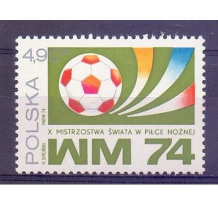 Znaczek Polska 1974 Mi 2328 Fi 2181 Czyste **