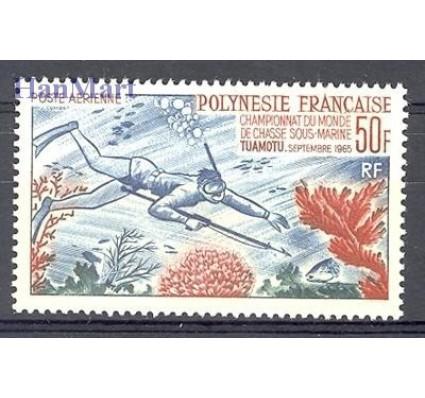 Znaczek Polinezja Francuska 1965 Mi 48 Czyste **