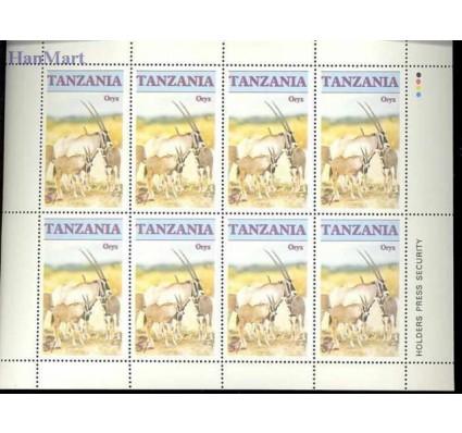 Znaczek Tanzania 1986 Mi 328-331 Czyste **