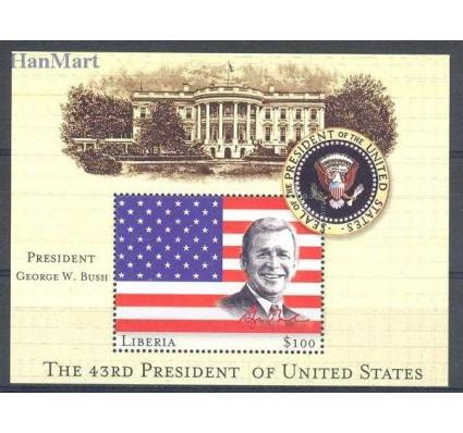 Znaczek Liberia 2000 Mi bl 330 Czyste **