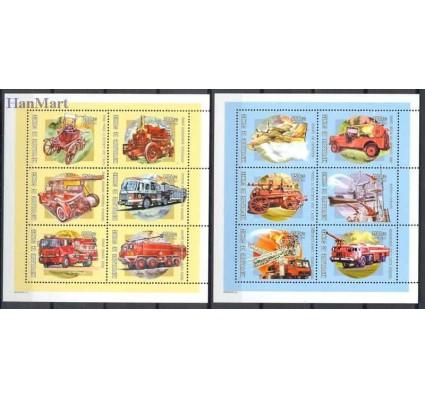 Znaczek Gwinea 2001 Mi 3302-3325 Czyste **