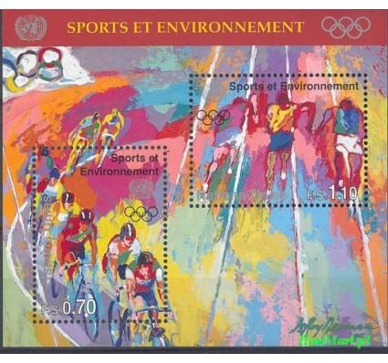 Znaczek Narody Zjednoczone Genewa 1992 Mi bl 8 Czyste **
