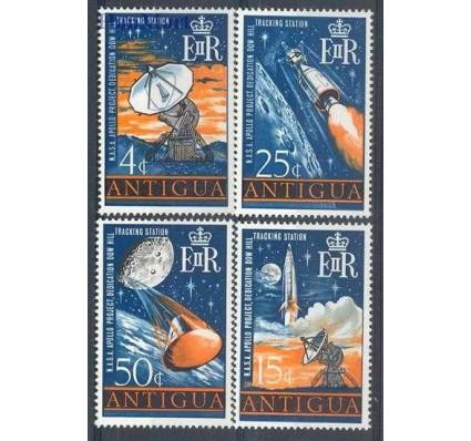 Znaczek Antigua i Barbuda 1968 Mi 188-191 Czyste **