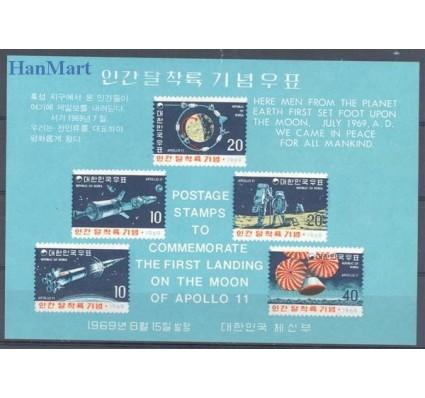 Korea Południowa 1969 Mi bl 285 Czyste **