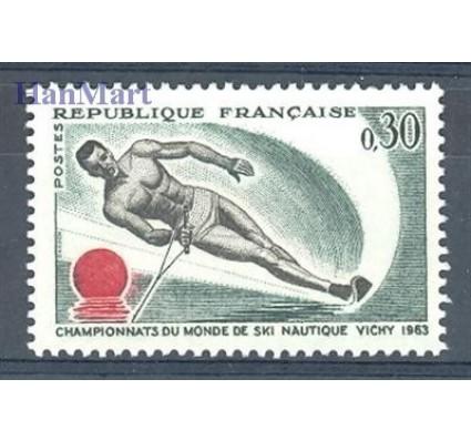 Znaczek Francja 1963 Mi 1449 Czyste **
