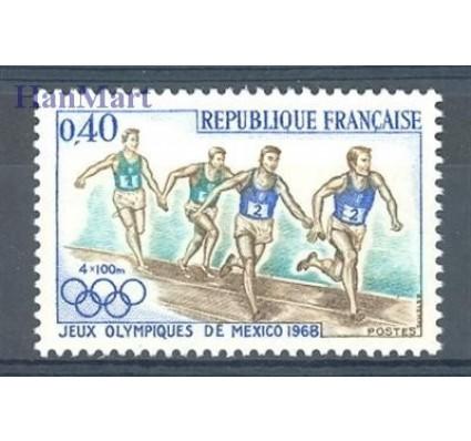 Znaczek Francja 1968 Mi 1638 Czyste **