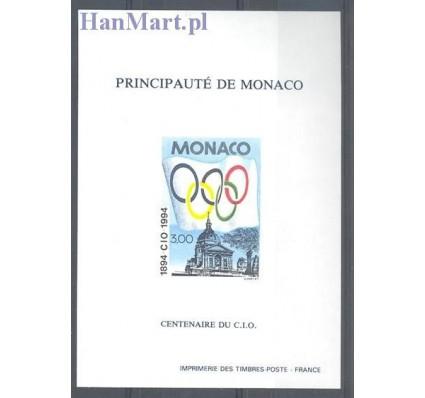 Znaczek Monako 1994 Mi son 2180B Czyste **