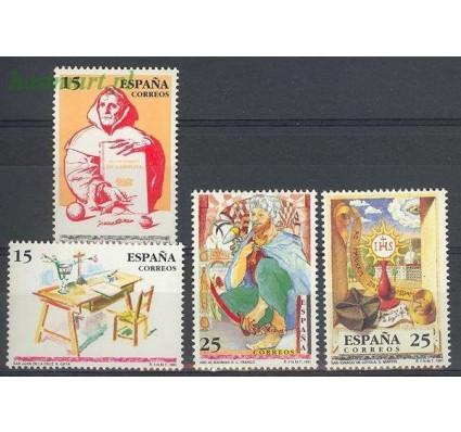 Znaczek Hiszpania 1991 Mi 2992-2995 Czyste **