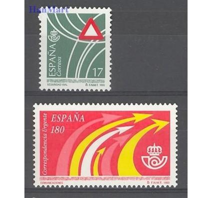 Znaczek Hiszpania 1993 Mi 3107-3108 Czyste **
