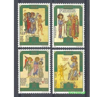 Znaczek Watykan 1996 Mi 1184-1187 Czyste **