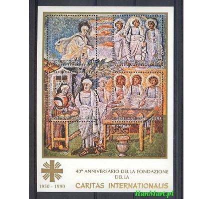 Watykan 1990 Mi bl 12 Czyste **