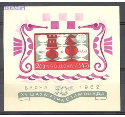Bułgaria 1962 Mi bl 9 Czyste **
