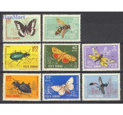 Znaczek Rumunia 1964 Mi 2260-2267 Czyste **