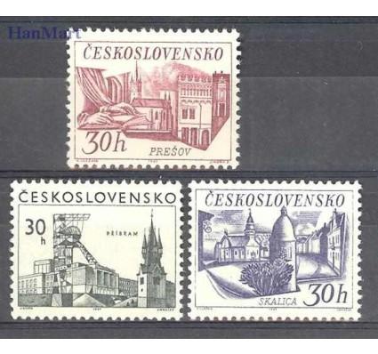 Znaczek Czechosłowacja 1967 Mi 1721-1723 Czyste **