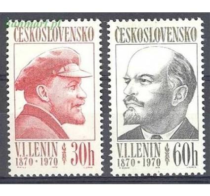 Znaczek Czechosłowacja 1970 Mi 1939-1940 Czyste **