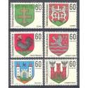 Czechosłowacja 1971 Mi 1994-1999 Czyste **