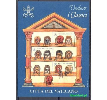 Znaczek Watykan 1997 Mi bl 17 Czyste **