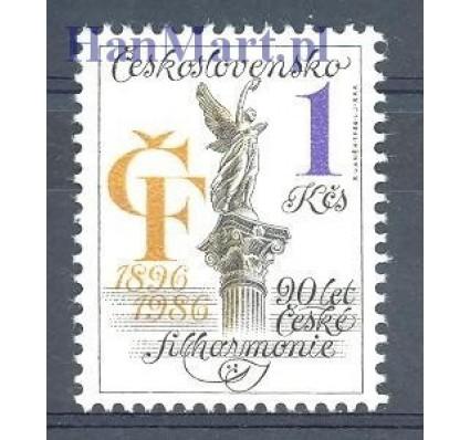 Czechosłowacja 1986 Mi 2848 Czyste **