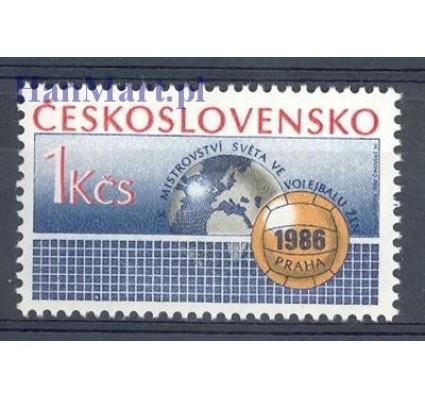 Znaczek Czechosłowacja 1986 Mi 2863 Czyste **