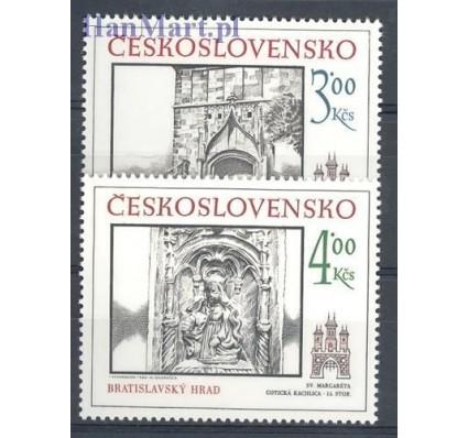 Znaczek Czechosłowacja 1986 Mi 2873-2874 Czyste **
