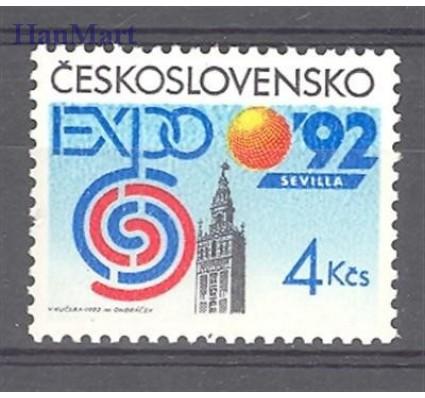 Znaczek Czechosłowacja 1992 Mi 3112 Czyste **