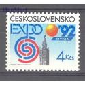 Czechosłowacja 1992 Mi 3112 Czyste **