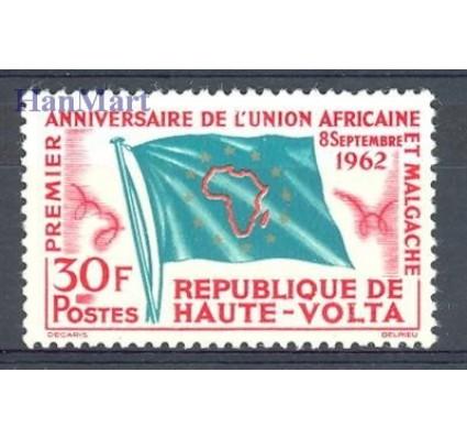 Znaczek Burkina Faso 1962 Mi 111 Czyste **