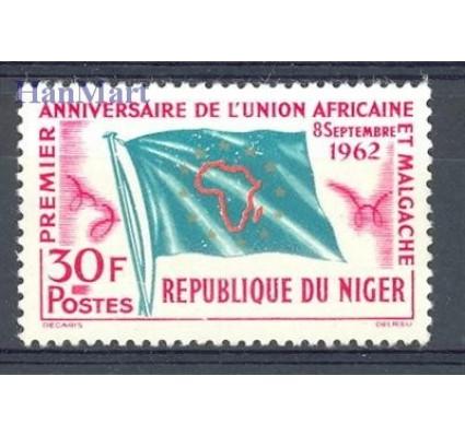 Znaczek Niger 1962 Mi 28 Czyste **