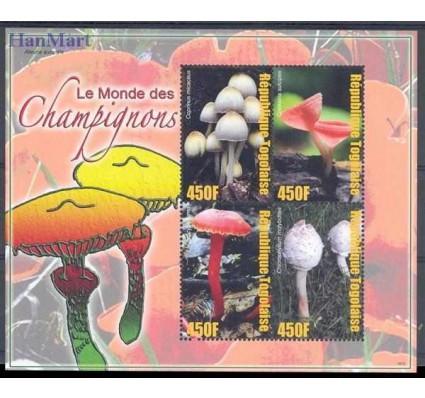Togo 2006 Mi 3341-3344 Czyste **