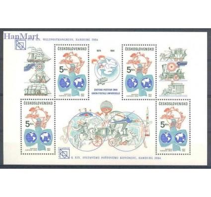Czechosłowacja 1984 Mi bl 59 Czyste **