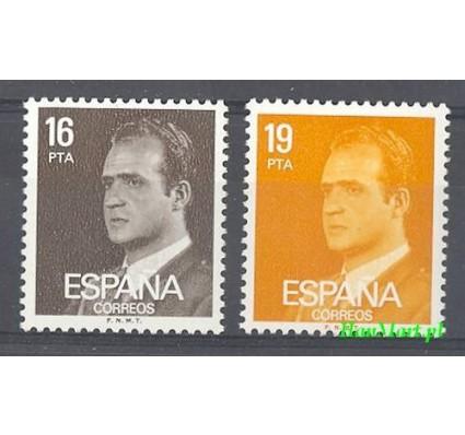 Hiszpania 1980 Mi 2450-2451x Czyste **