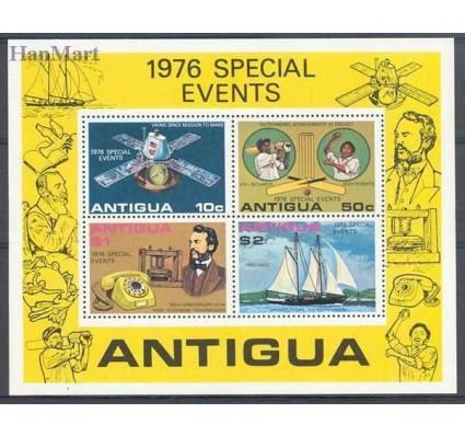 Znaczek Antigua i Barbuda 1976 Mi bl 27 Czyste **