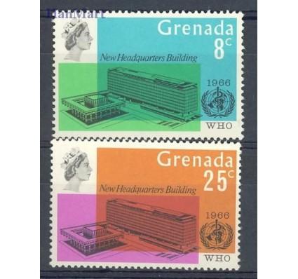 Znaczek Grenada 1966 Mi 219-220 Czyste **