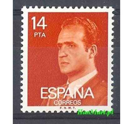 Znaczek Hiszpania 1982 Mi 2538x Czyste **