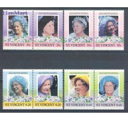 St. Vincent 1985 Mi 848-855 Czyste **